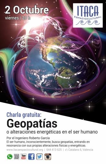 Charla Itaca Geopatías 02-10-2015