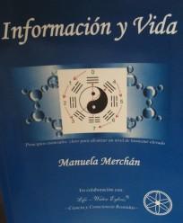 Portada-libroInformación y Vida, Manuela Merhán