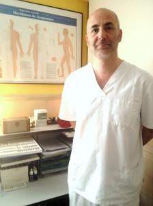 Roberto García Pascual. Director Centro Do